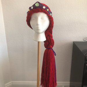 Hand-crafted Princess Wig, Ariel